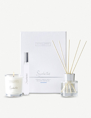 THE WHITE COMPANY Seychelles home scenting set