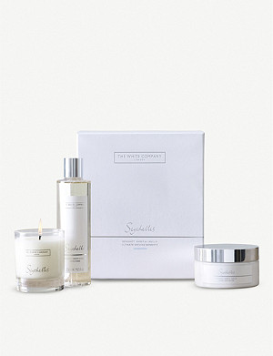 THE WHITE COMPANY Seychelles ultimate bathing gift set