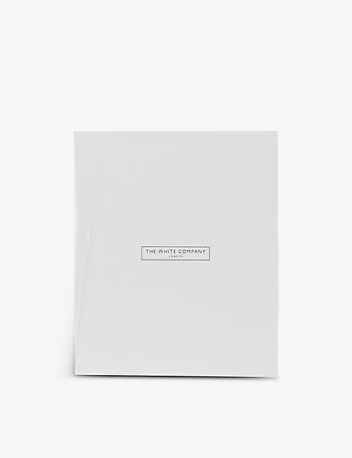 THE WHITE COMPANY: Fine silver photo frame 5x7''
