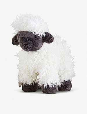 THE LITTLE WHITE COMPANY Sheep soft toy 23cm