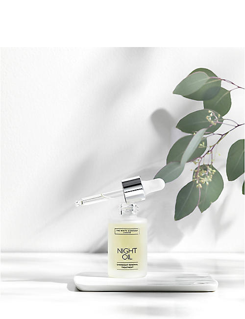 THE WHITE COMPANY Night Oil Overnight Renewal Treatment 30ml