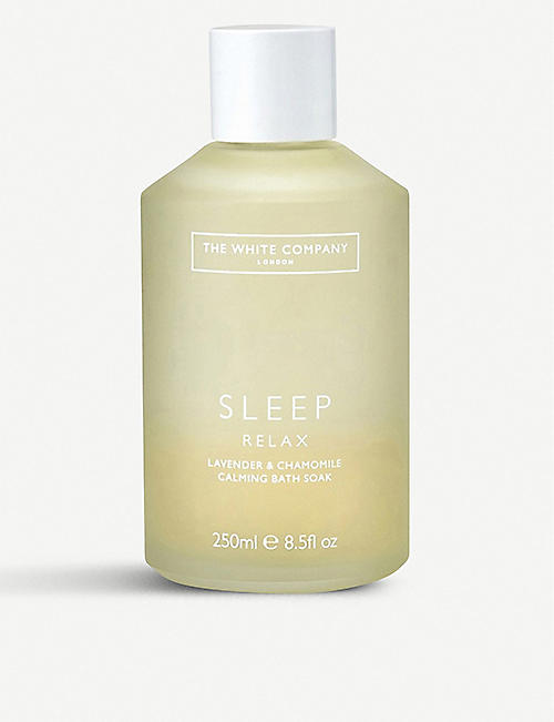 THE WHITE COMPANY Sleep calming bath soak 250ml