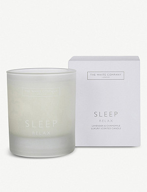THE WHITE COMPANY Sleep scented candle 140g
