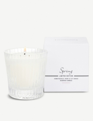 THE WHITE COMPANY Spring scented candle 140g