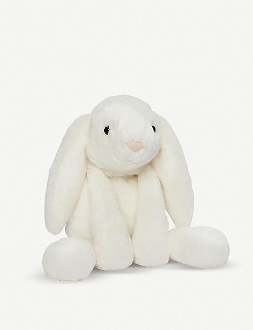 THE LITTLE WHITE COMPANY Jellycat Smudge Bunny small toy 18cm
