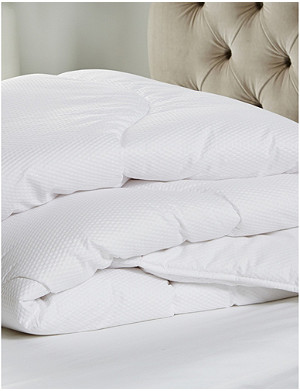 THE WHITE COMPANY Ultra wash double duvet 10.5 tog