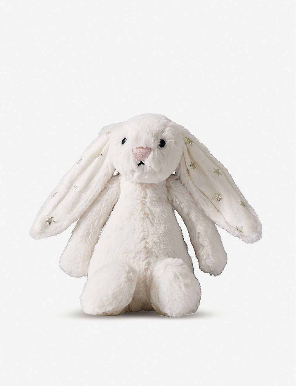 THE LITTLE WHITE COMPANY: Jellycat Twinkle Bashful Bunny small toy