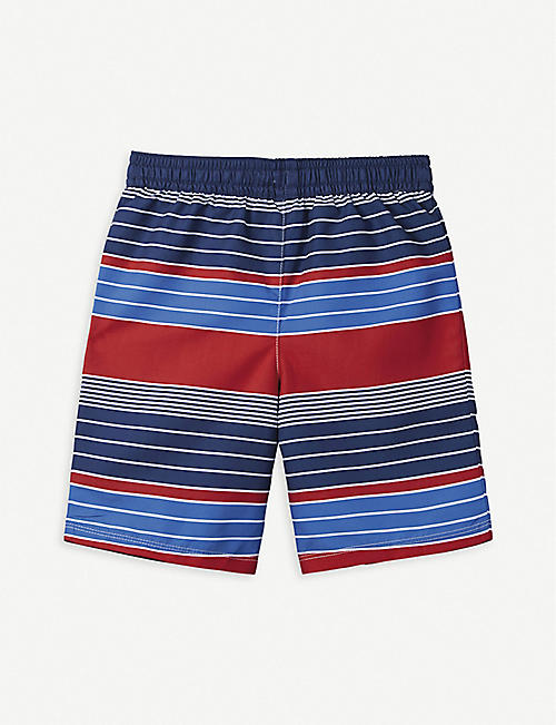 THE LITTLE WHITE COMPANY Surf shorts 1-6 years