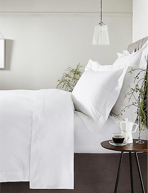 THE WHITE COMPANY Savoy cotton duvet cover