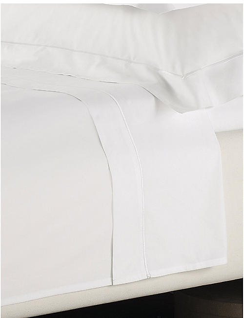 THE WHITE COMPANY Savoy cotton super king duvet cover