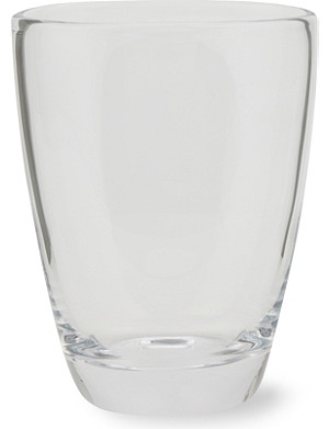 THE WHITE COMPANY Luddington small glass vase