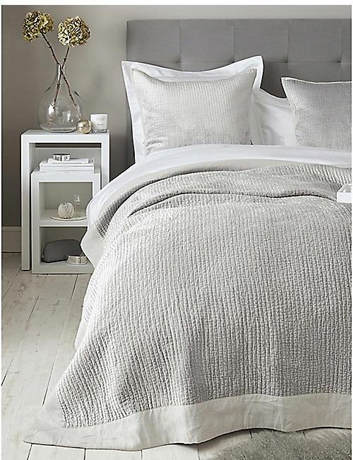 THE WHITE COMPANY - Bedspreads & throws - Bedroom - Home - Home ...