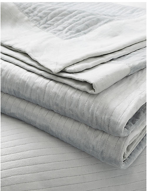 THE WHITE COMPANY Vienne cotton-blend king/super king 270x250cm