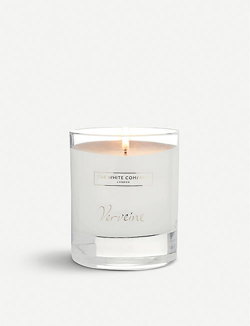 THE WHITE COMPANY:Verveine 香薰蜡烛140g