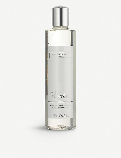 THE WHITE COMPANY: Verveine bath & shower gel 250ml