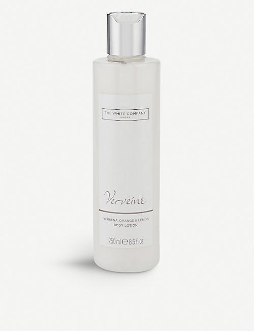 THE WHITE COMPANY: Verveine body lotion 250ml