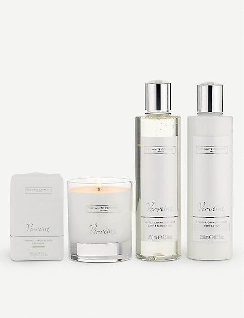 THE WHITE COMPANY Verveine luxury gift set