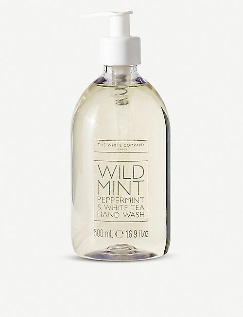 THE WHITE COMPANY 野生薄荷洗手 500 毫升