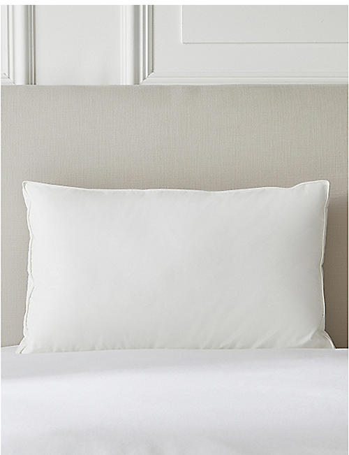 THE WHITE COMPANY: Deluxe Down Alternative super king pillow