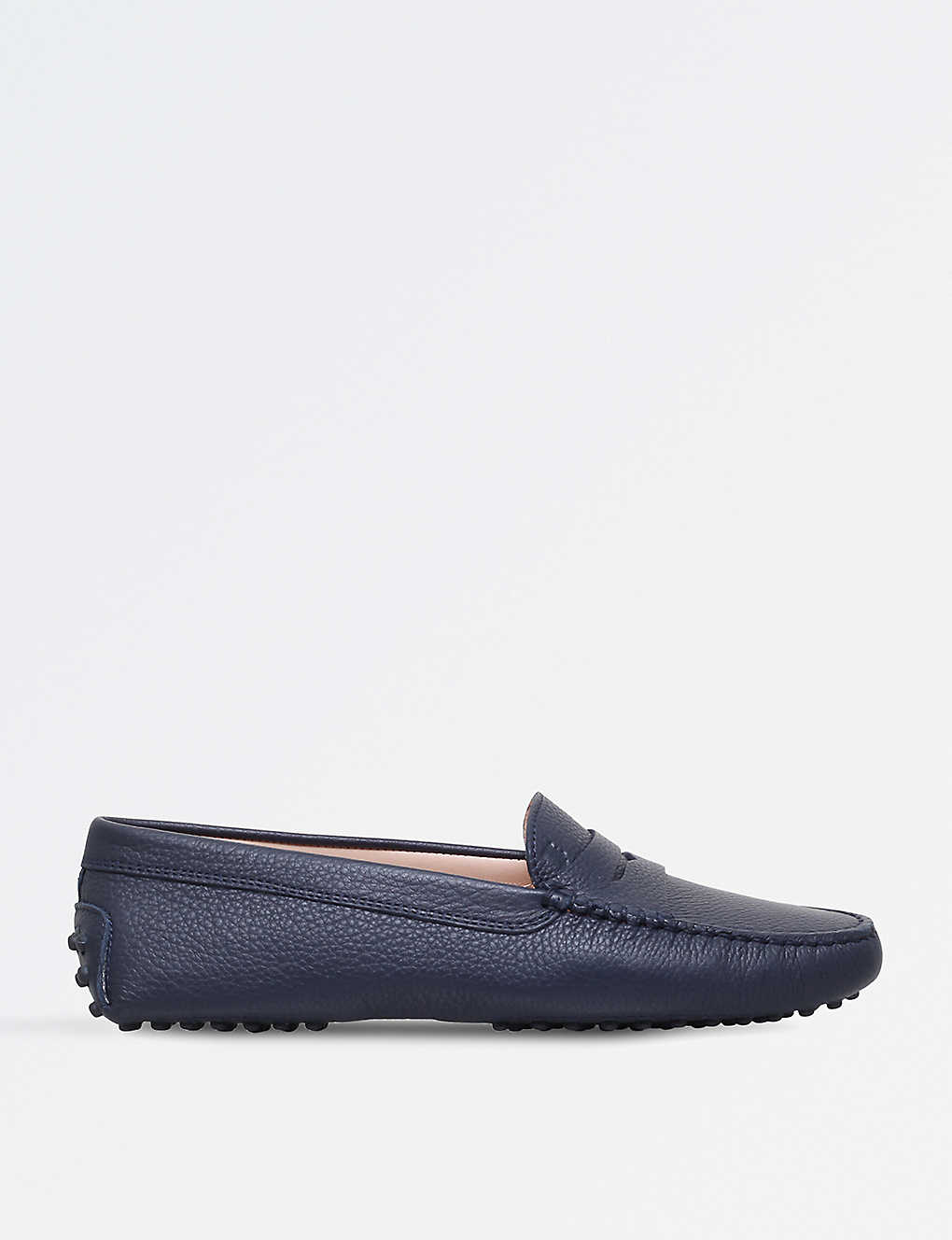 c75820e9b TODS - City Gommino leather loafers | Selfridges.com