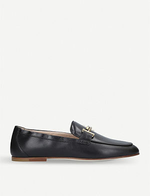 7ea524cc99c TODS - Gomma metallic-leather platform loafers