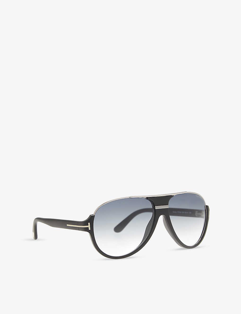 5c8c0ce2116ab ... Dimitry aviator sunglasses - Black matte