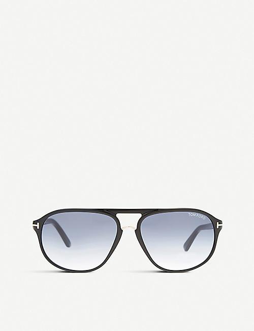 24b58772c68 TOM FORD - Aviators - Sunglasses - Accessories - Womens - Selfridges ...