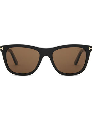 71aa5da4e6 TOM FORD - Tf590 Bryan square-frame sunglasses