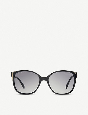 PRADA Pr01o5 square sunglasses