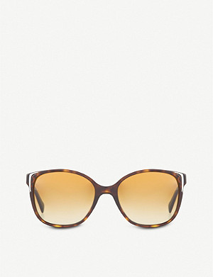 PRADA PR01OS square sunglasses