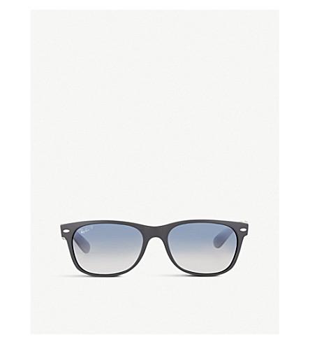 e02f3d9cfef RAY-BAN RB3132 Wayfarer sunglasses (Matte+black
