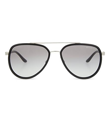 d82a2fc6a1 MICHAEL KORS - Playa Norte aviator sunglasses