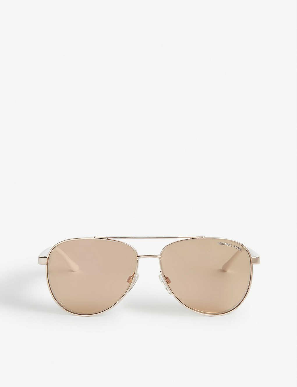 baefcbbecc MICHAEL KORS - Mk5007 Hvar aviator sunglasses