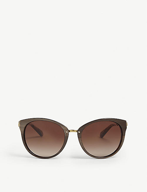 fed0b34967 MICHAEL KORS - Mk6040 Abela III cat eye-frame sunglasses ...