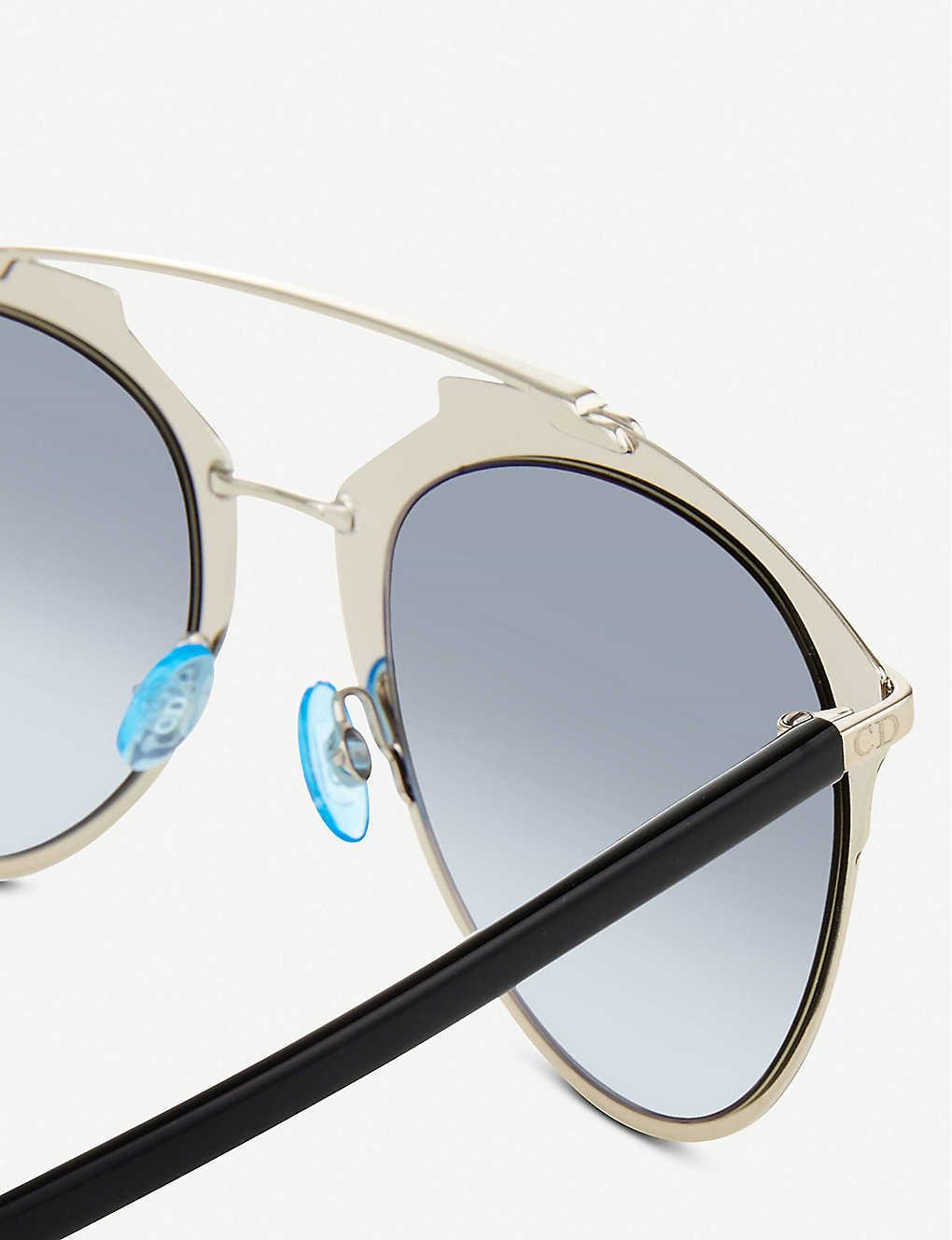 f2a935ba8980 ... Dior Reflected sunglasses - Black. Next