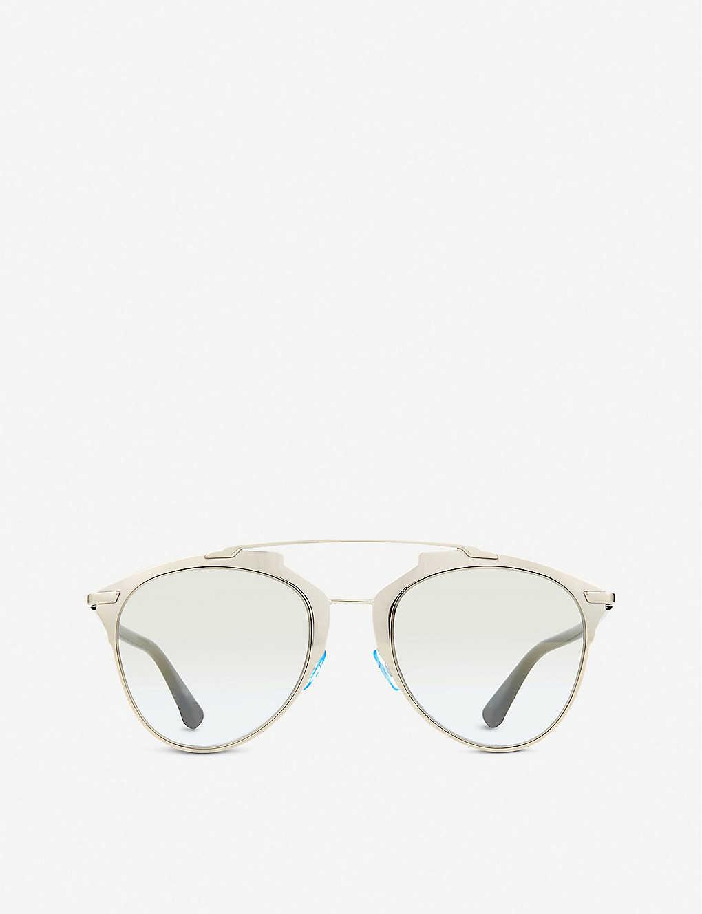 87277a7056be Dior Reflected sunglasses - Black ...