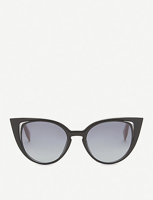 6caeeb4f516a8 FENDI - Sunglasses - Accessories - Womens - Selfridges