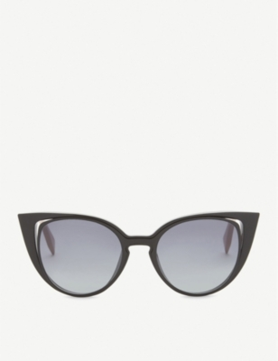 FENDI Ff0136 cat-eye sunglasses