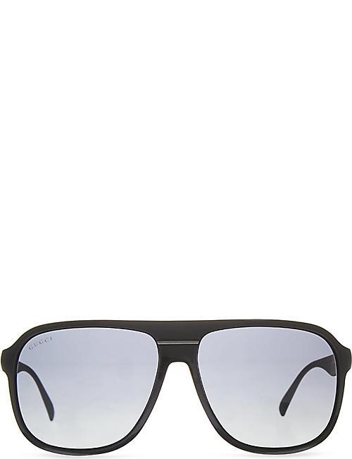 f6a6adedb8 Gucci Sunglasses Womens Selfridges