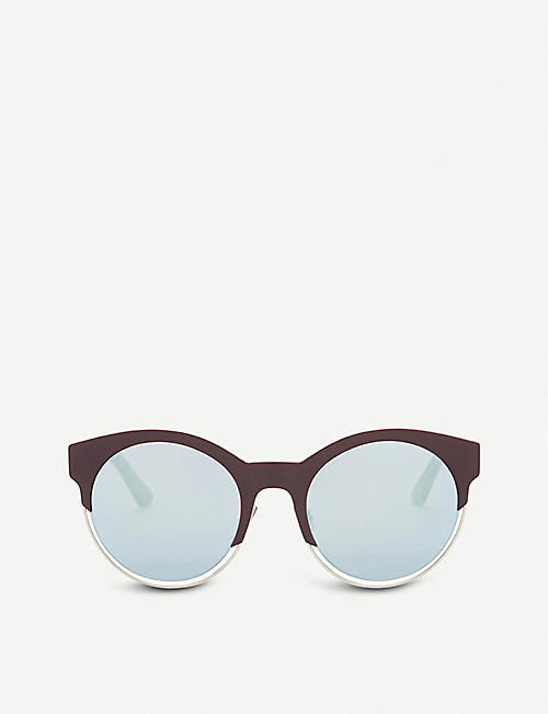 DIOR: Sideral1 cat-eye sunglasses