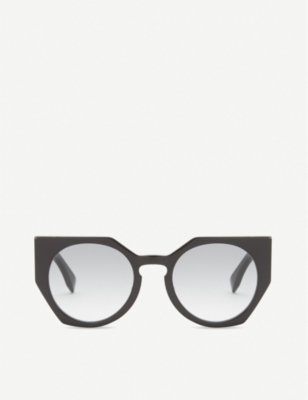 FENDI Ff0151 cat-eye sunglasses