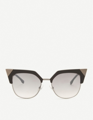 FENDI FF0149s cat-eye frame sunglasses
