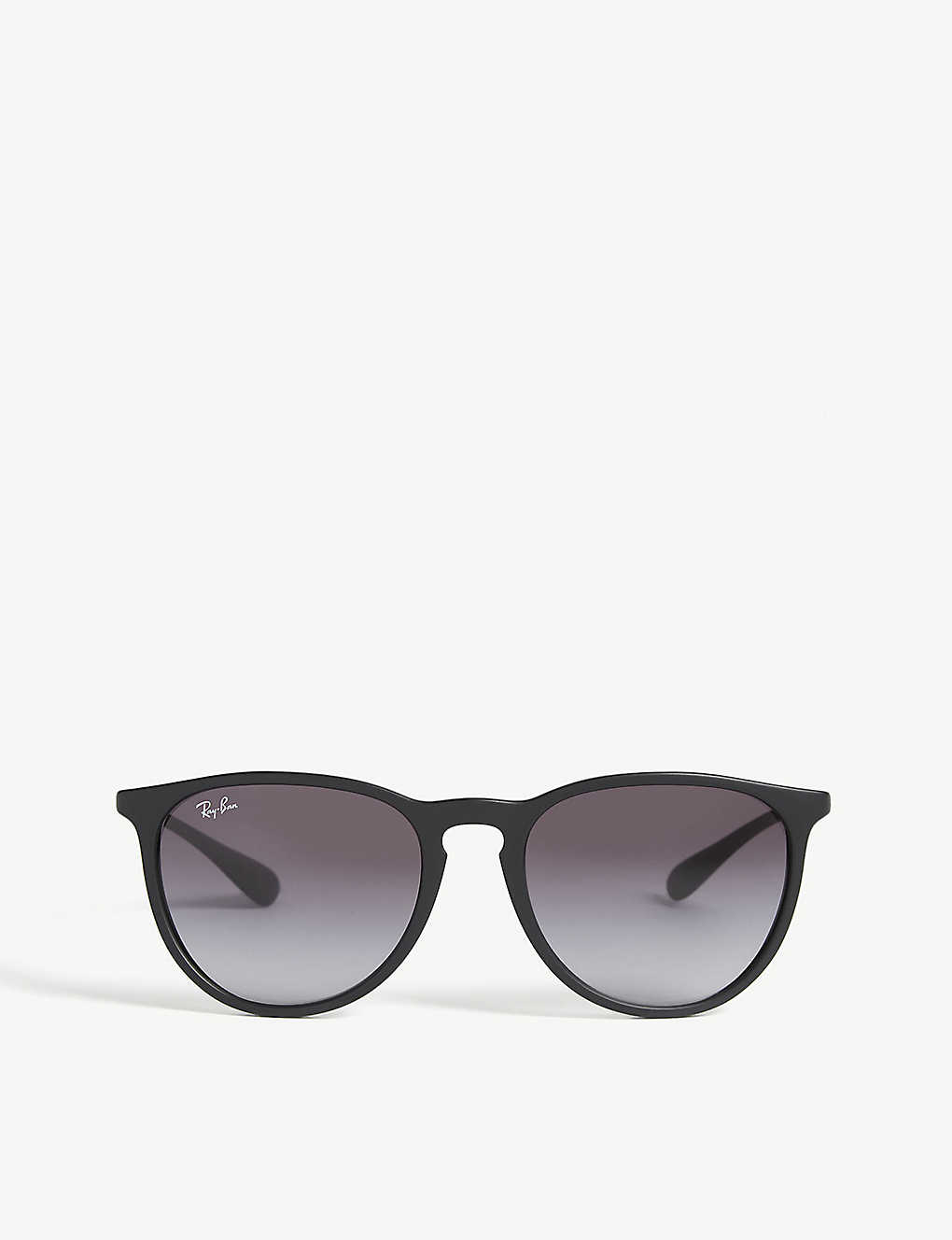 RAY-BAN: Rb4171 rubber round-frame sunglasses