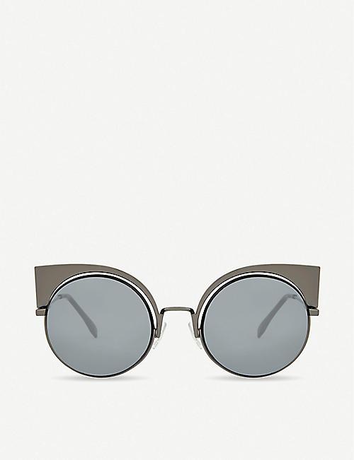 46d522bbb9ba FENDI - Sunglasses - Accessories - Womens - Selfridges