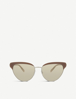 OLIVER PEOPLES Ov1187s Josa cat-eye frame sunglasses