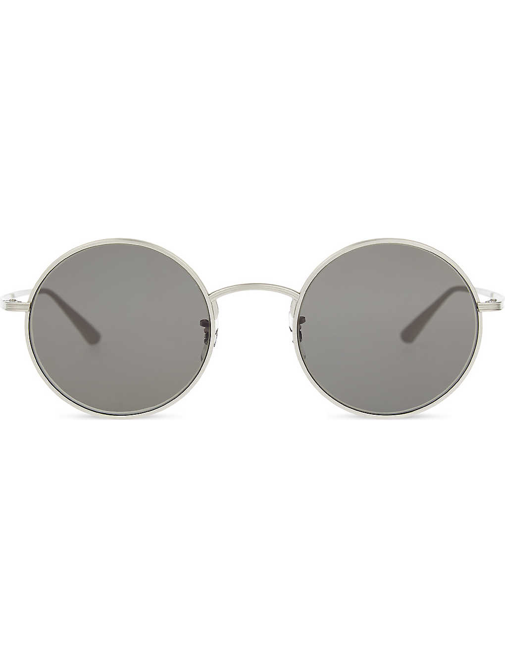 9ac9be406338 OLIVER PEOPLES OV1197ST The Row after midnight round-frame sunglasses