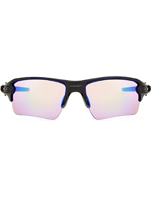 OAKLEY OO9188 Flak 2.0 XL square-frame sunglasses