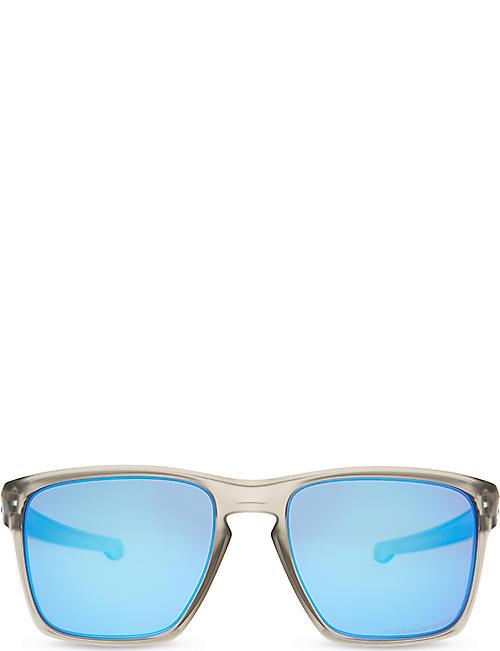 OAKLEY OO9341 Sliver XL polarized square-frame sunglasses 71580805a0