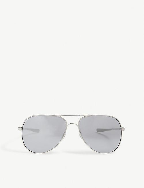 dd4a037648 OAKLEY - Aviators - Sunglasses - Accessories - Womens - Selfridges ...