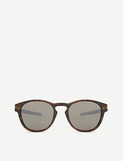 681b152d87 OAKLEY Latch PRIZM OO9265 round-frame sunglasses